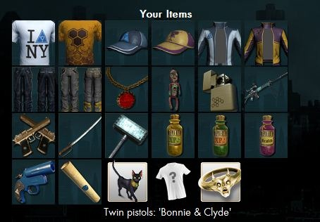 SecretWorldItems
