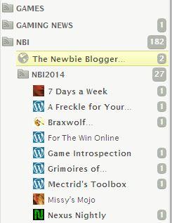 NewsBlur Folders